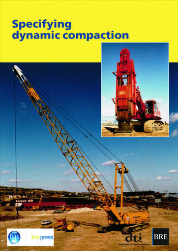 Specifying Dynamic Compaction (BR 458) book cover