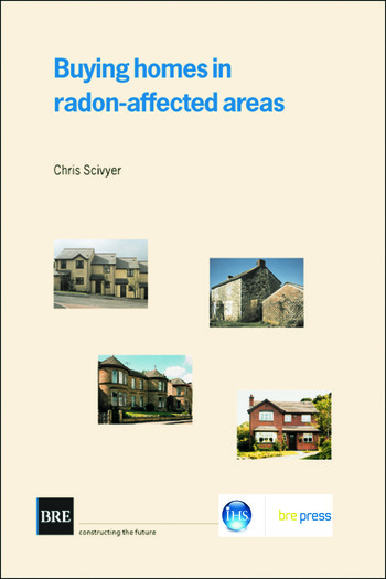 Buying Homes in Radon-Affected Areas (BR 464) book cover