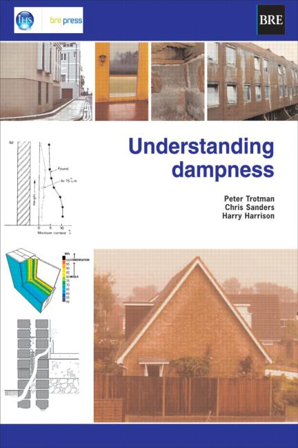 Understanding Dampness Effects, Causes, Diagnosis and Remedies (BR 466) book cover