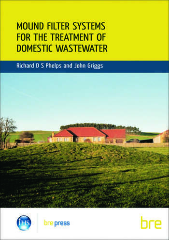Mound Filter Systems for the Treatment of Domestic Waste Water (BR 478) book cover
