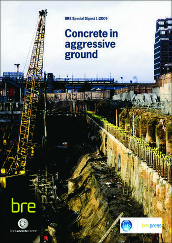 Concrete in Aggressive Ground (SD 1) book cover