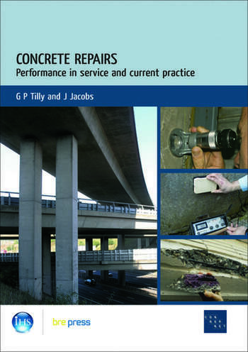 Concrete Repairs Performance in Service and Current Practice (EP 79) book cover