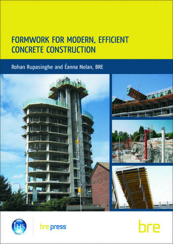 Formwork for Modern, Efficient, Concrete Construction (BR 495) book cover