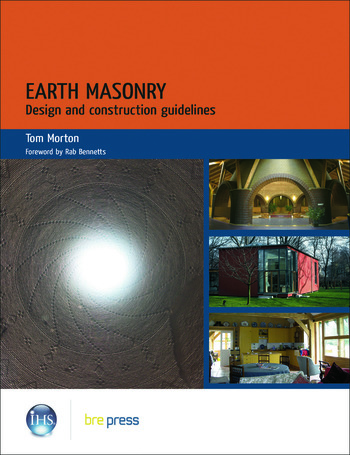 Earth Masonry Design and Construction Guidelines (EP 80) book cover