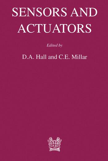 Sensors and Actuators book cover
