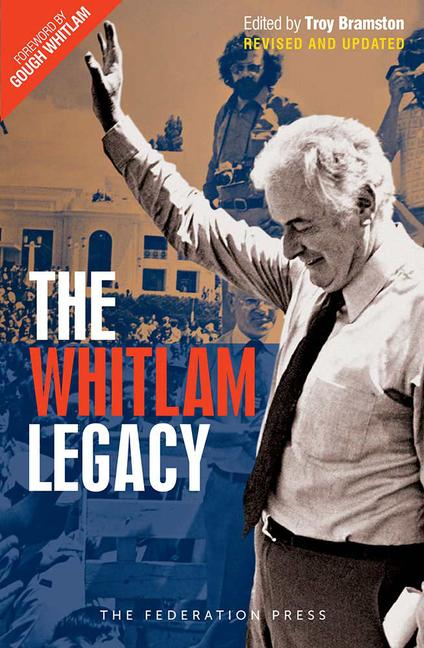 The Whitlam Legacy book cover