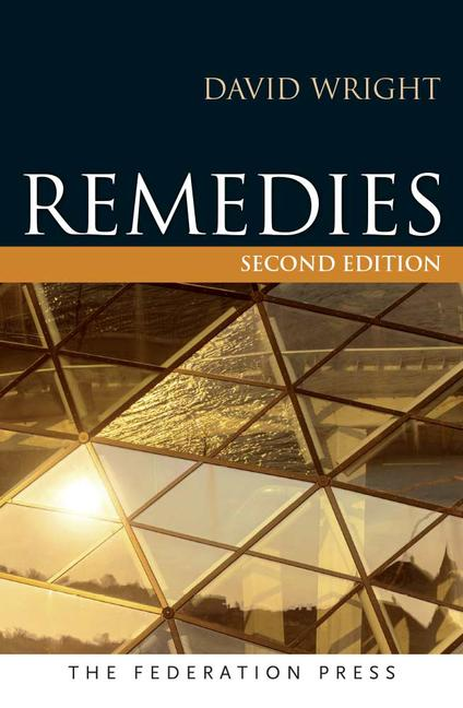 Remedies book cover