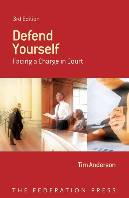 Defend Yourself book cover