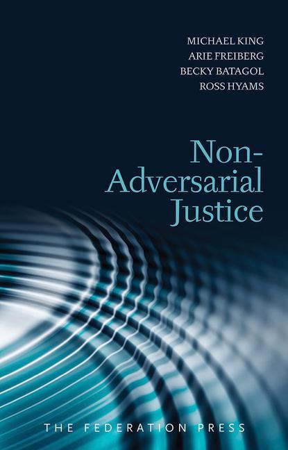 Non-Adversarial Justice Second Edition book cover