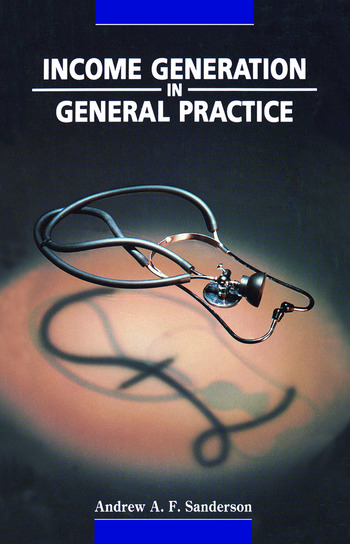 Income Generation in General Practice book cover