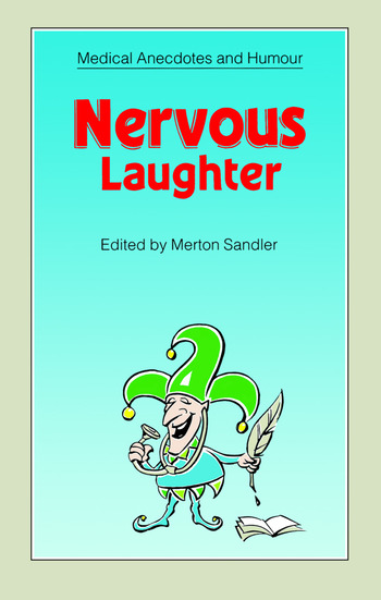 Nervous Laughter book cover