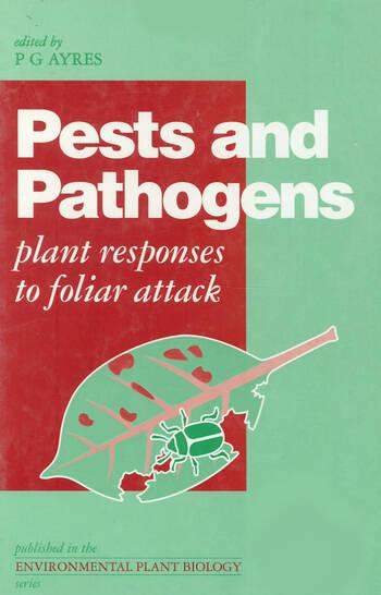 Pests & Pathogens book cover