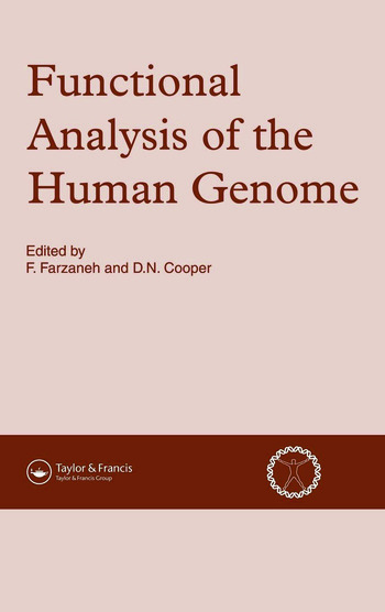 Functional Analysis of the Human Genome book cover