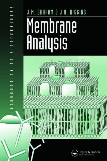 Membrane Analysis book cover