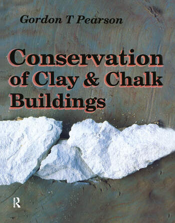 Conservation of Clay and Chalk Buildings book cover