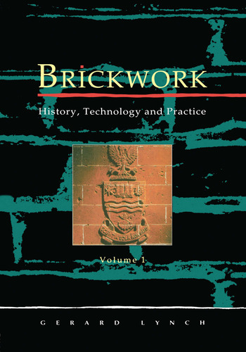 Brickwork: History, Technology and Practice: v.1 book cover