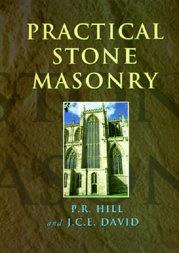 Practical Stone Masonry book cover