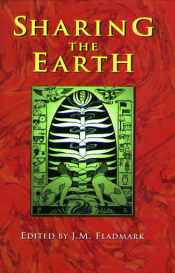 Sharing the Earth book cover