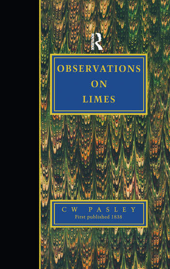Observations on Limes book cover
