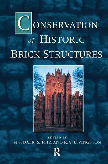 Conservation of Historic Brick Structures book cover