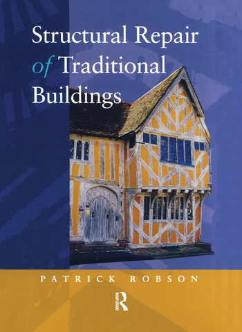 Structural Repair of Traditional Buildings book cover