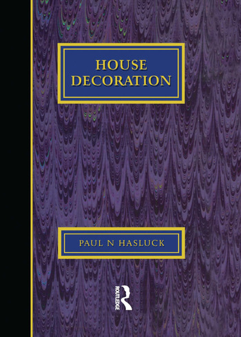 House Decoration book cover