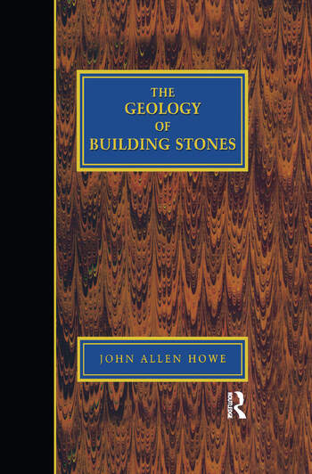 Geology of Building Stones book cover