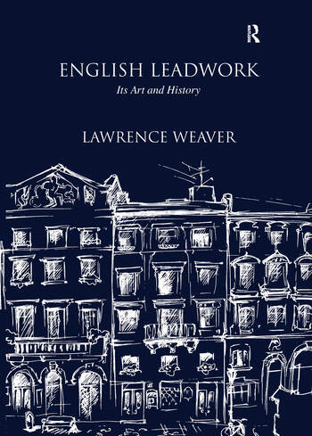 English Leadwork Its Art and History book cover