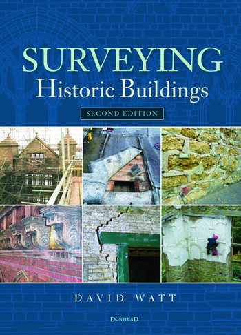 Surveying Historic Buildings book cover