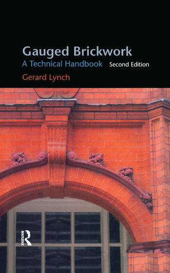 Gauged Brickwork book cover
