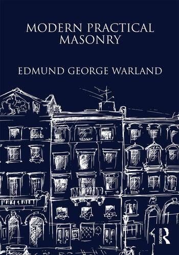Modern Practical Masonry book cover