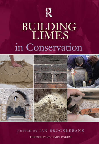 Building Limes in Conservation book cover