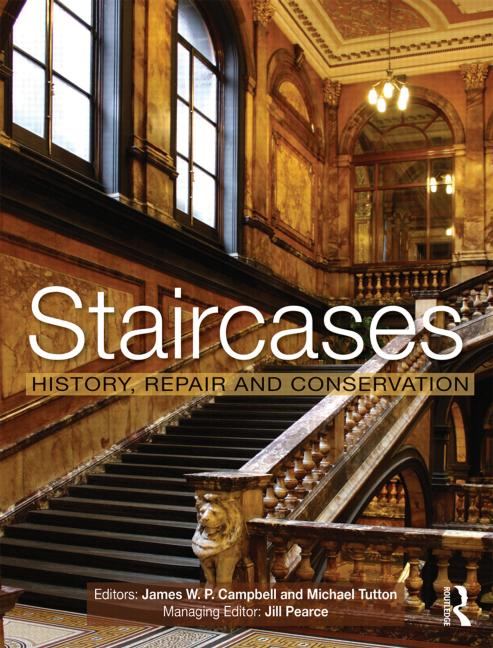 Staircases History, Repair and Conservation book cover