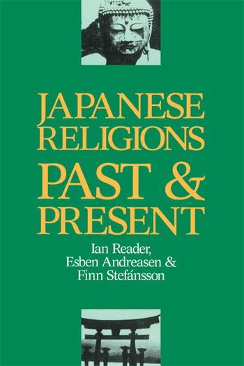 Japanese Religions Past and Present book cover