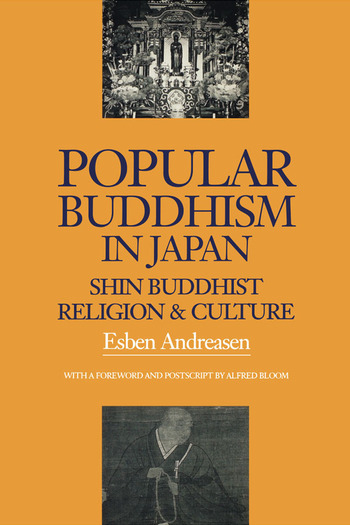Popular Buddhism in Japan Buddhist Religion & Culture book cover