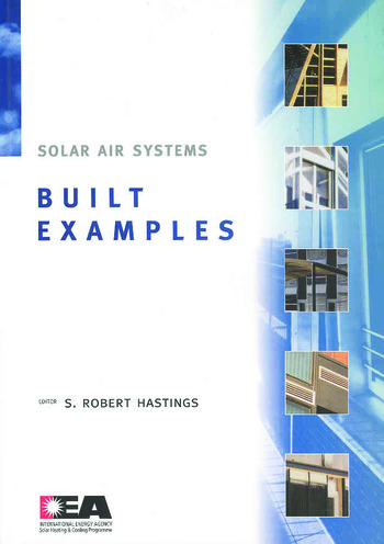 Solar Air Systems - Built Examples book cover