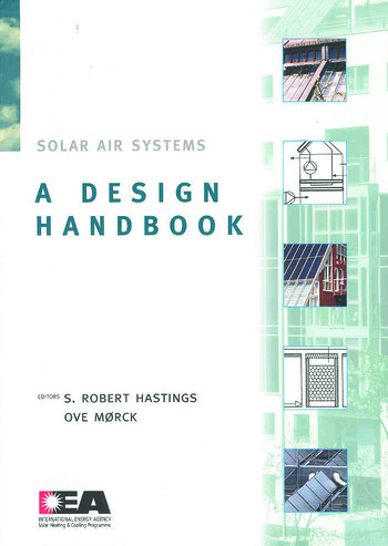 Solar Air Systems A Design Handbook book cover