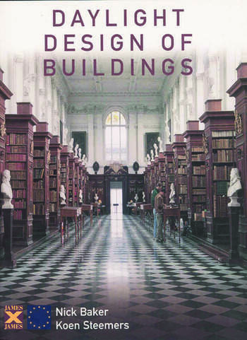 Daylight Design of Buildings A Handbook for Architects and Engineers book cover