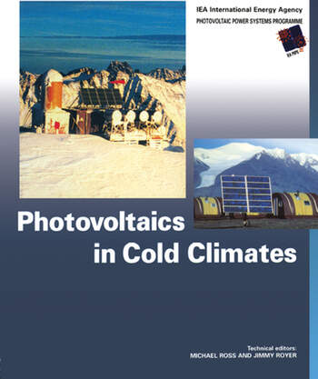 Photovoltaics in Cold Climates book cover