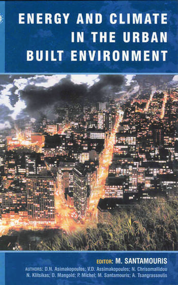 Energy and Climate in the Urban Built Environment book cover