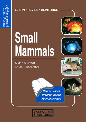 Small Mammals Self-Assessment Color Review book cover