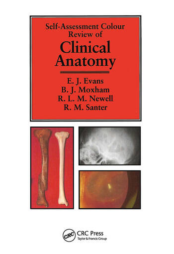 Clinical Anatomy Self Assessment Colour Review Crc Press Book