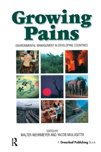 Growing Pains Environmental Management in Developing Countries book cover