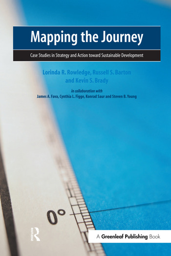 Mapping the Journey Case Studies in Strategy and Action toward Sustainable Development book cover