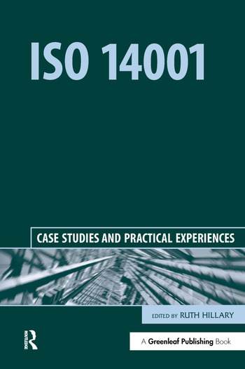 ISO 14001 Case Studies and Practical Experiences book cover