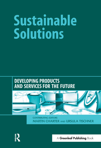 Sustainable Solutions Developing Products and Services for the Future book cover