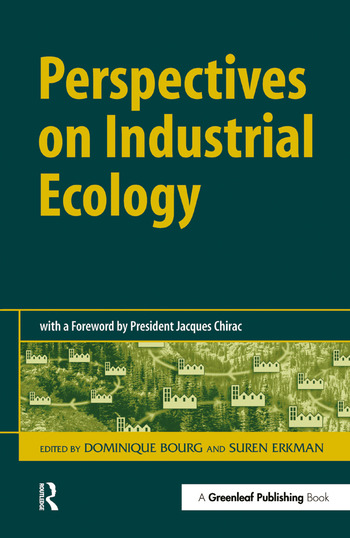 Perspectives on Industrial Ecology book cover