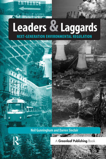 Leaders and Laggards Next-Generation Environmental Regulation book cover