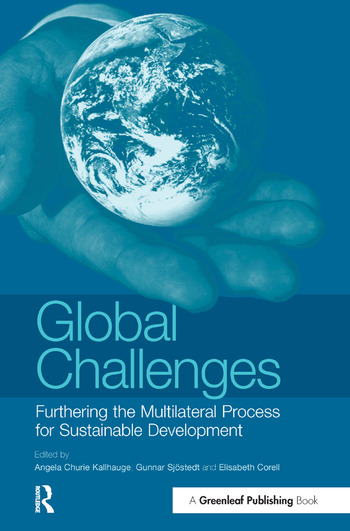 Global Challenges Furthering the Multilateral Process for Sustainable Development book cover