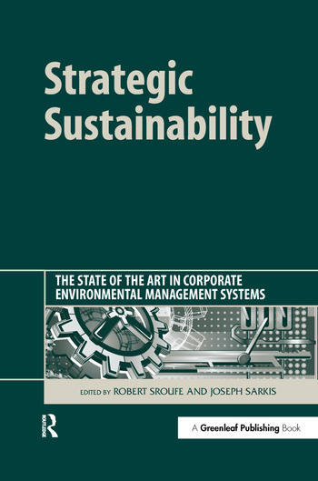 Strategic Sustainability The State of the Art in Corporate Environmental Management Systems book cover
